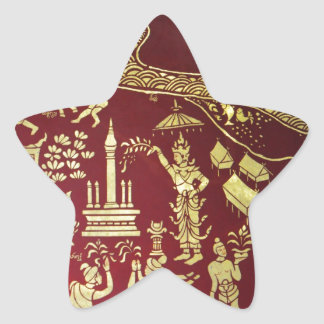 temple_panel.JPG Star Sticker
