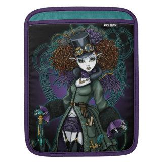 Temple Steampunk Vampire Fairy Ipad Sleeve
