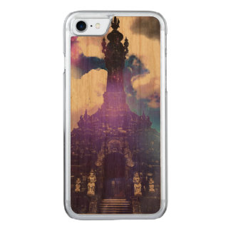 Temple Time Forgot Carved iPhone 8/7 Case