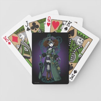 Temple Victorian Steampunk Vampire Playing Cards