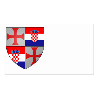 Templer Croatia visiting cards No. 0105092013 Business Card