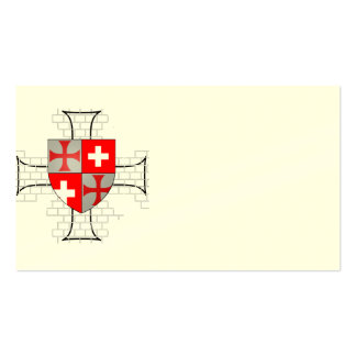 Templer Helvetia visiting cards No. 0122092013 Business Card