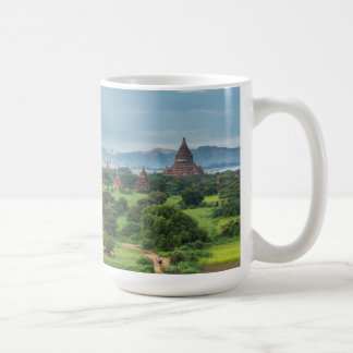 Temples in Bagan, Myanmar Coffee Mug