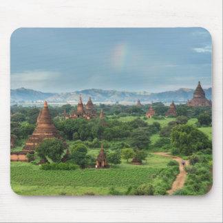 Temples in Bagan, Myanmar Mouse Pad