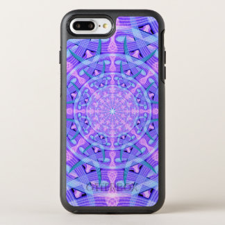 Temporal Warp Mandala OtterBox Symmetry iPhone 7 Plus Case