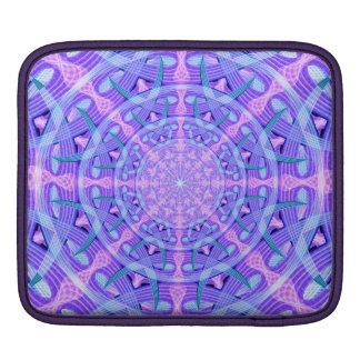 Temporal Warp Mandala Sleeves For iPads