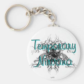 Temporary Nirvana Keychain