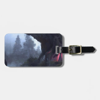 Temporary Safety Luggage Tag
