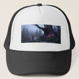 Temporary Safety Trucker Hat
