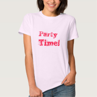 Temps de partie ! Chemise Tee Shirts
