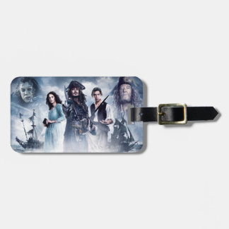 Tempted To Come Aboard? Luggage Tag