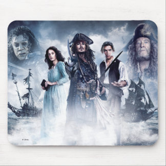 Tempted To Come Aboard? Mouse Pad