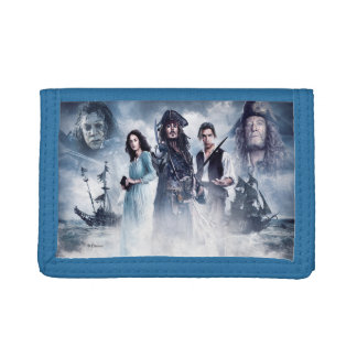 Tempted To Come Aboard? Tri-fold Wallets