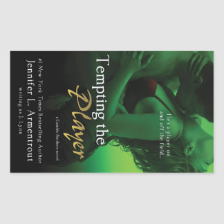 Tempting the Player by Jennifer L. Armentrout Sticker