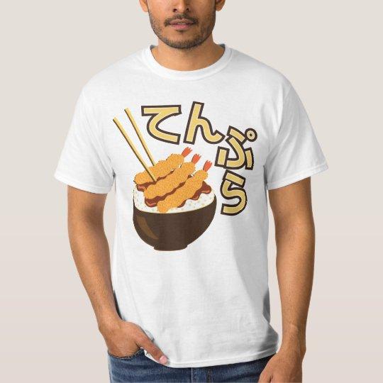Tempura (Japanese) Graphic Shirt