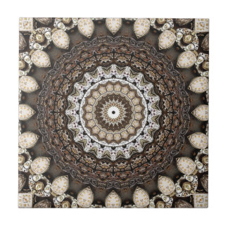 Tempus Fugit Ceramic Tile