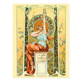 Tempus Postcard