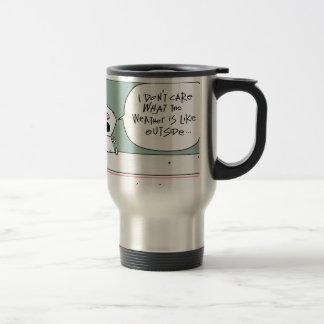 Ten Cats - a -  Lily- by  grahamharrop Travel Mug