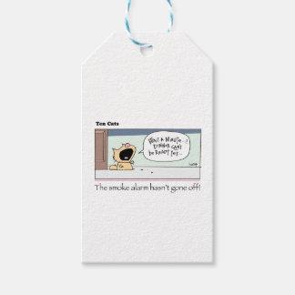 Ten Cats - b -  Chesney - by  grahamharrop Gift Tags