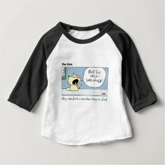 Ten Cats - c - harrop Baby T-Shirt