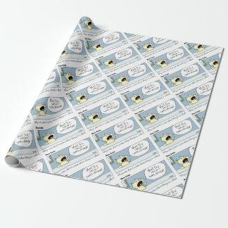 Ten Cats - c- harrop Wrapping Paper