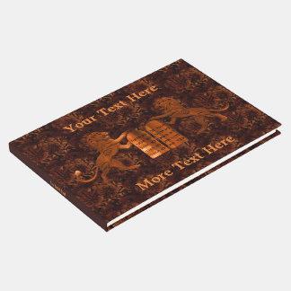 Ten Commandments and Lions Guest Book