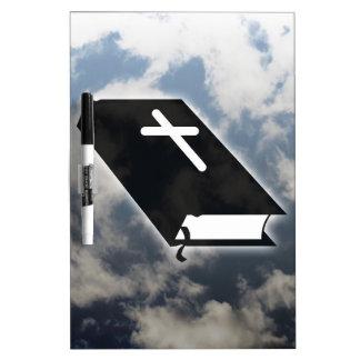 Ten Commandments Dry Erase Board