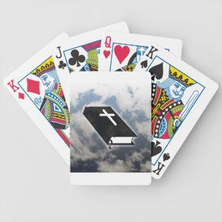 Ten Commandments Poker Deck