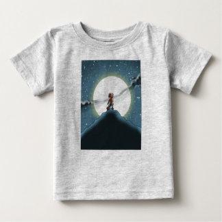 Ten Little Monsters: Willie the Wolf Howl T-Shirt