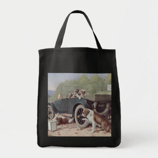 Ten Miles to a Garage Tote Bag