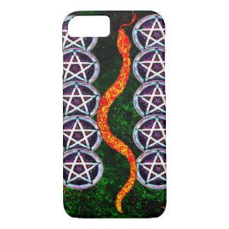Ten of Pentacles Tarot Card iPhone 7 Case