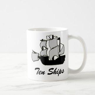 Ten Ships Mug