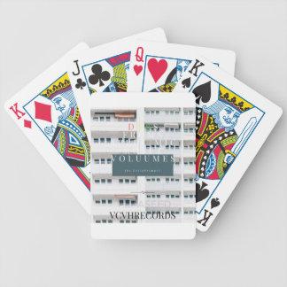 Ten Single Album Bicycle Playing Cards