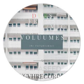Ten Single Album Plate