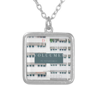 Ten Single Album Silver Plated Necklace