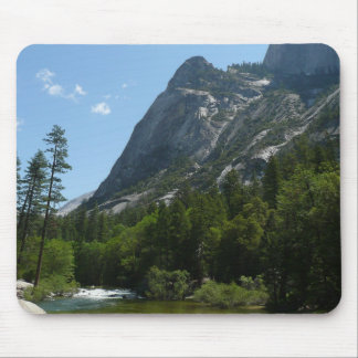 Tenaya Creek in Yosemite National Park Mouse Pad