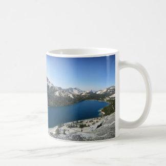Tenaya Lake from Polly Dome - Yosemite Coffee Mug