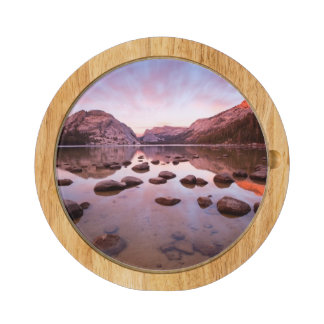 Tenaya Lake Rectangular Cheeseboard