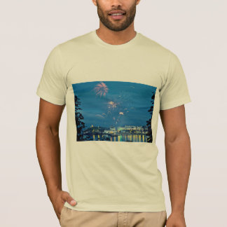 Tenby fireworks display T-Shirt