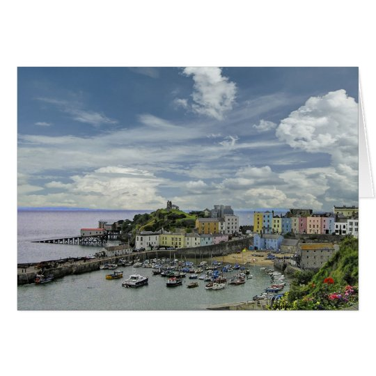 Tenby Wales Card