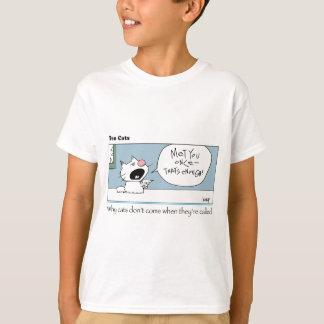 TenCats-c-harrop T-Shirt