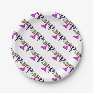 tendedero despedida de soltera products 7 inch paper plate
