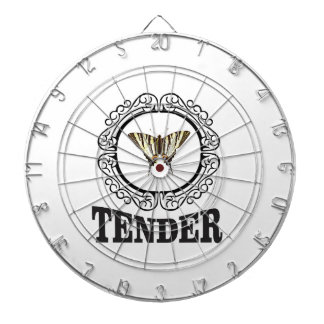 tender butterfly dartboard