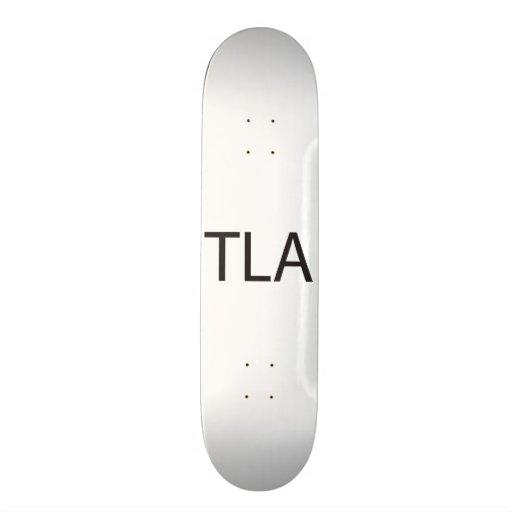 Tender Loving Care.ai Custom Skateboard