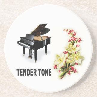 tender tone display beverage coaster