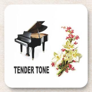 tender tone display drink coaster