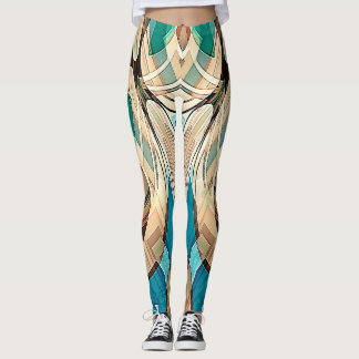 Tendon Symmetry Leggings