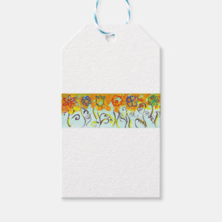 tendrils pack of gift tags