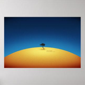Tenere Tree Poster
