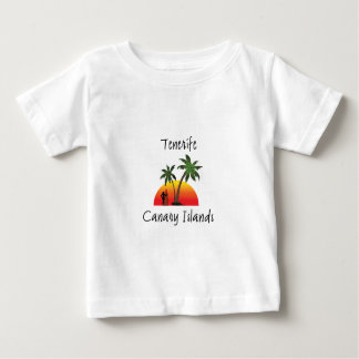 Tenerife - Canary Islands Baby T-Shirt